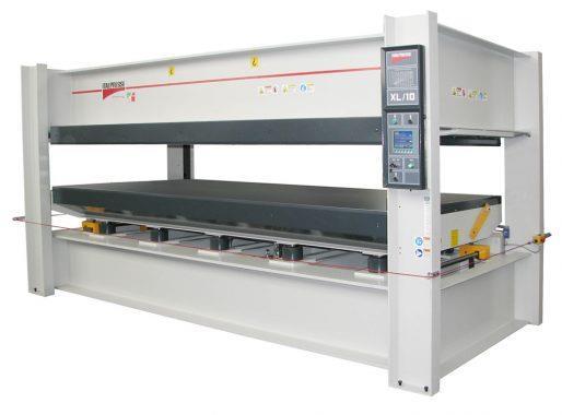 Italpresse press XL models