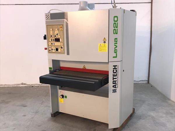 Calibrating machine Mod Levia 220/95 matr 20874 Biesse Artech