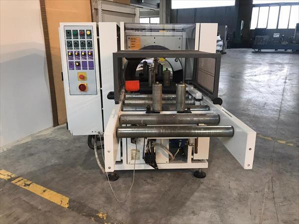 Robopac Spider 400S rotary baler matr KN022618