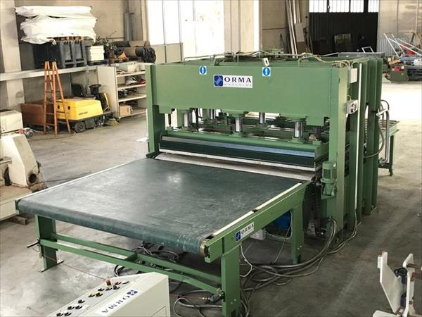 Orma continuous press