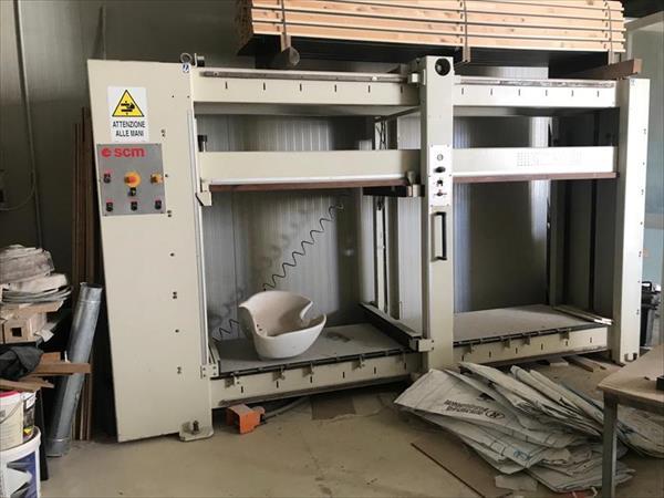 SCM GTT press