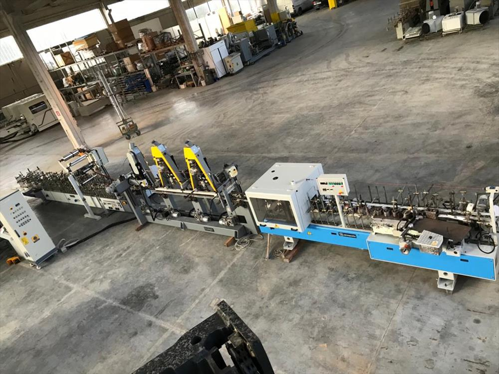 Ligne d'enduction PVC Barberan - Photo 3