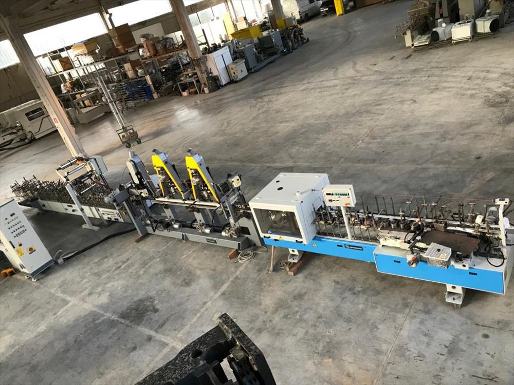 Ligne d'enduction PVC Barberan - Photo 4