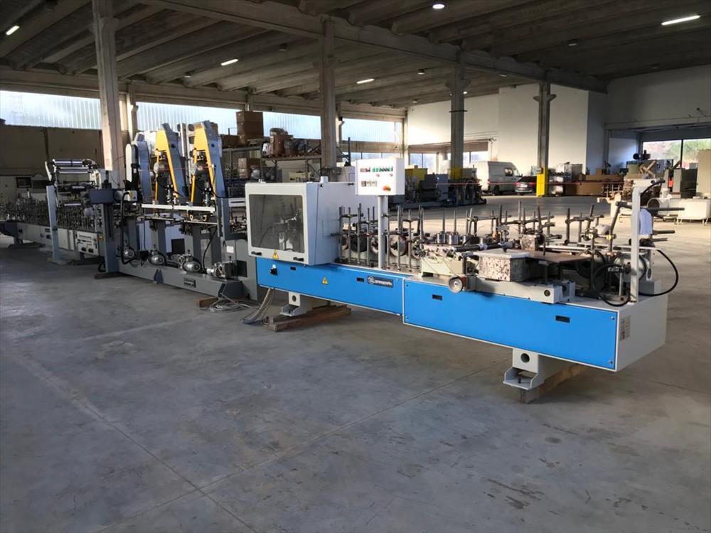 Ligne d'enduction PVC Barberan - Photo 7