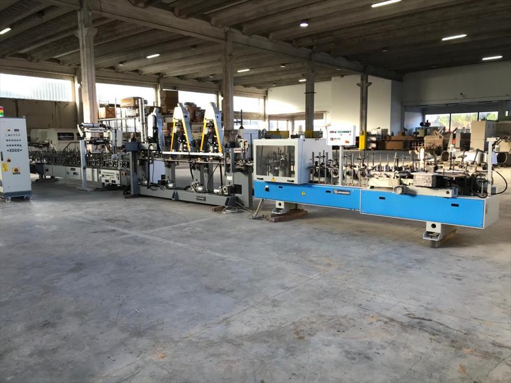 Ligne d'enduction PVC Barberan - Photo 9