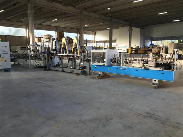 Ligne d'enduction PVC Barberan - Photo 2