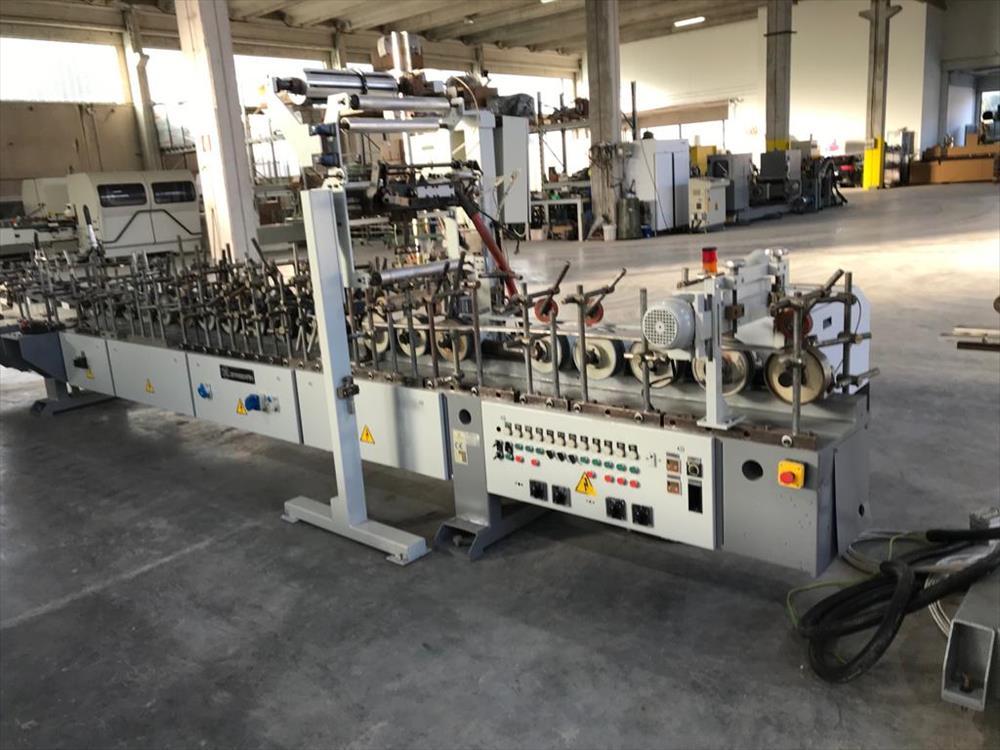 Ligne d'enduction PVC Barberan - Photo 13