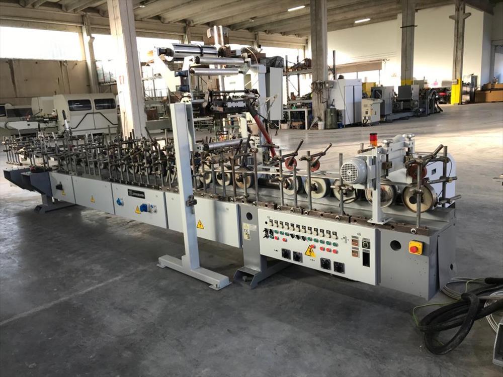 Ligne d'enduction PVC Barberan - Photo 14