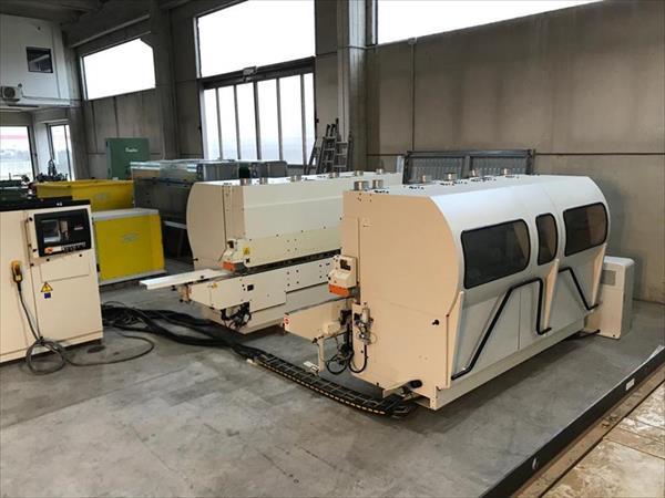 Machine à double quadrillage SCM Concept 2000D