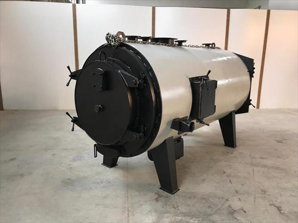 Swarf boiler brand Nuova Valmaggi