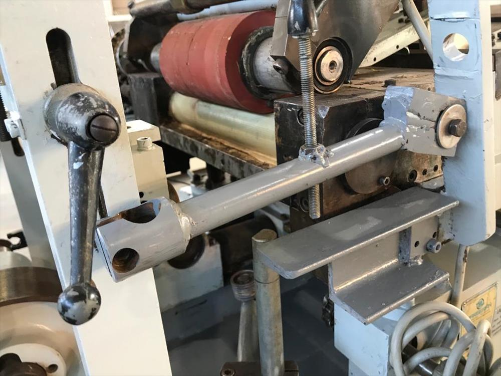Machine d'enrobage Barberan d'occasion - Photo 9
