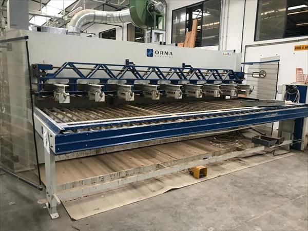 Orma laminating press