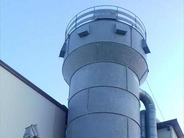 Suction silos brand Imea