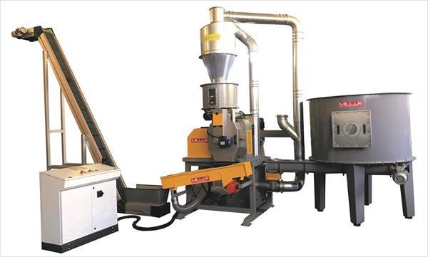 Système de granulés monobloc CUS 20