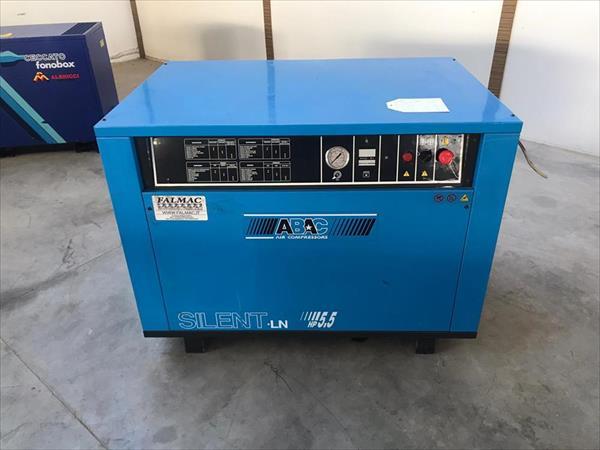 Compresseur ABAC Silent 5.5