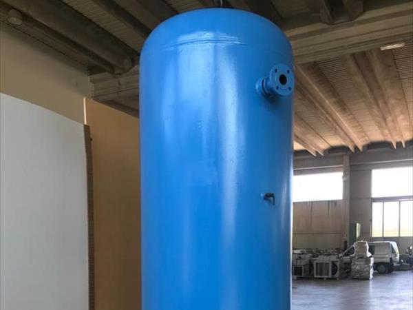 Réservoir d'air comprimé OMG