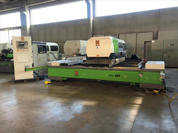 Biesse Rover 336 machining center