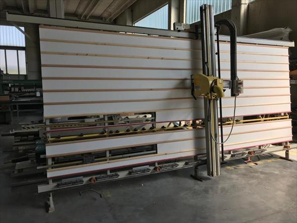 Scie à panneaux Putsch Meniconi SVP 145