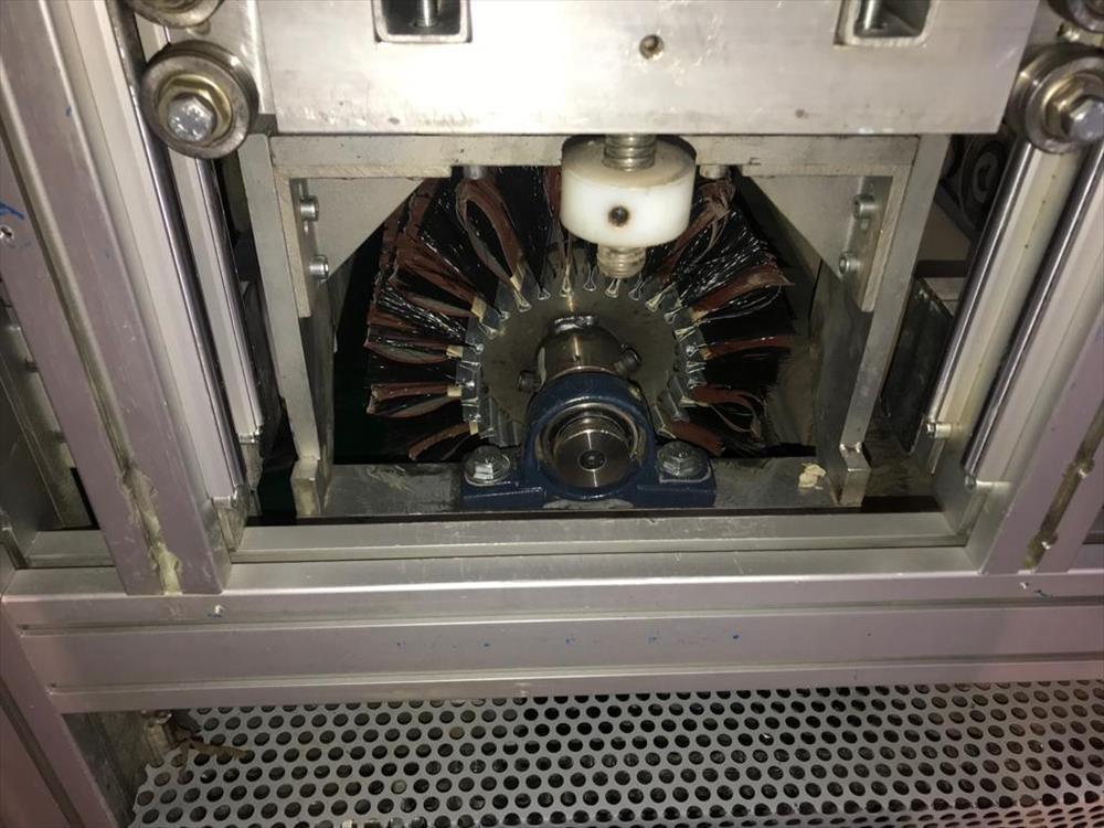 Kartáčovací stroj Italmeccanica Rollerwood 9 / AV - Foto 3