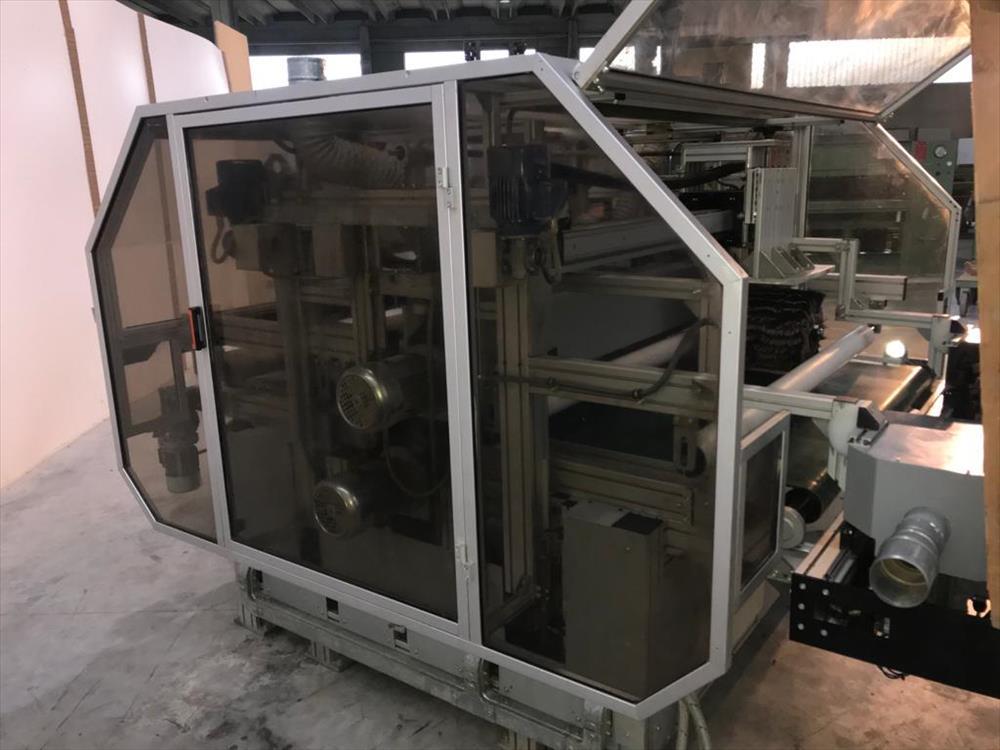 Kartáčovací stroj Italmeccanica Rollerwood 9 / AV - Foto 15