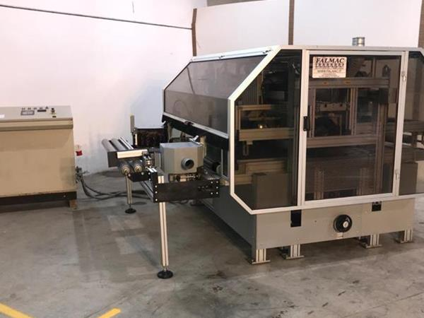 Italmeccanica Rollerwood 9 / AV brushing machine