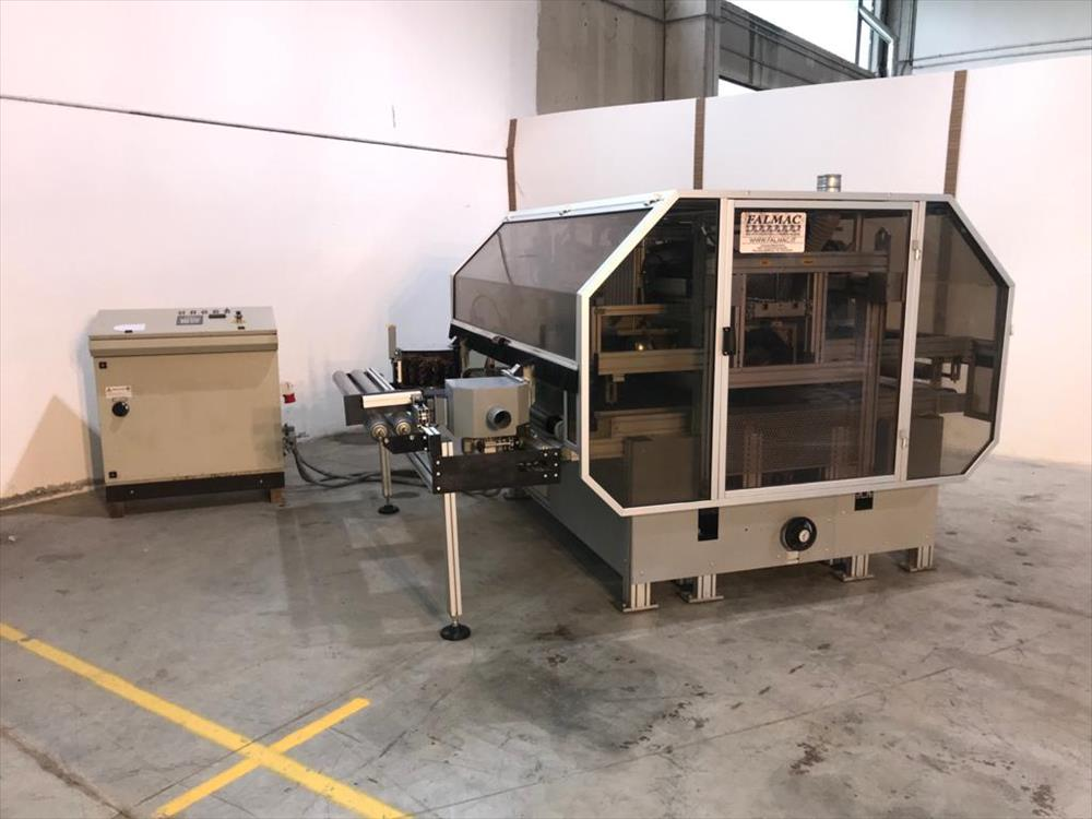 Kartáčovací stroj Italmeccanica Rollerwood 9 / AV - Foto 1