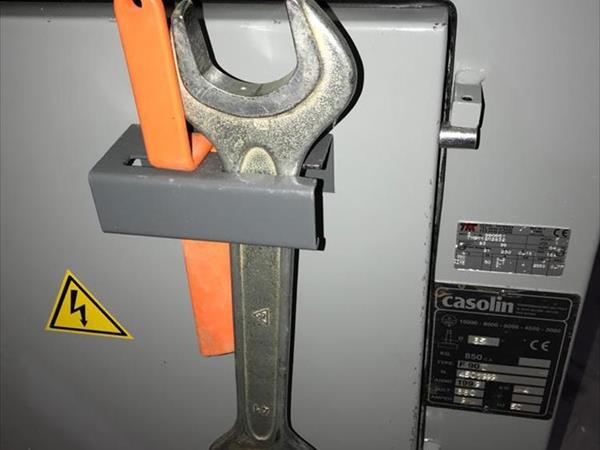 Frézka na vřeteno značky Casolin - Foto 2