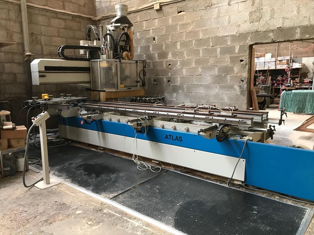 Masterwood machining center - Photo 1