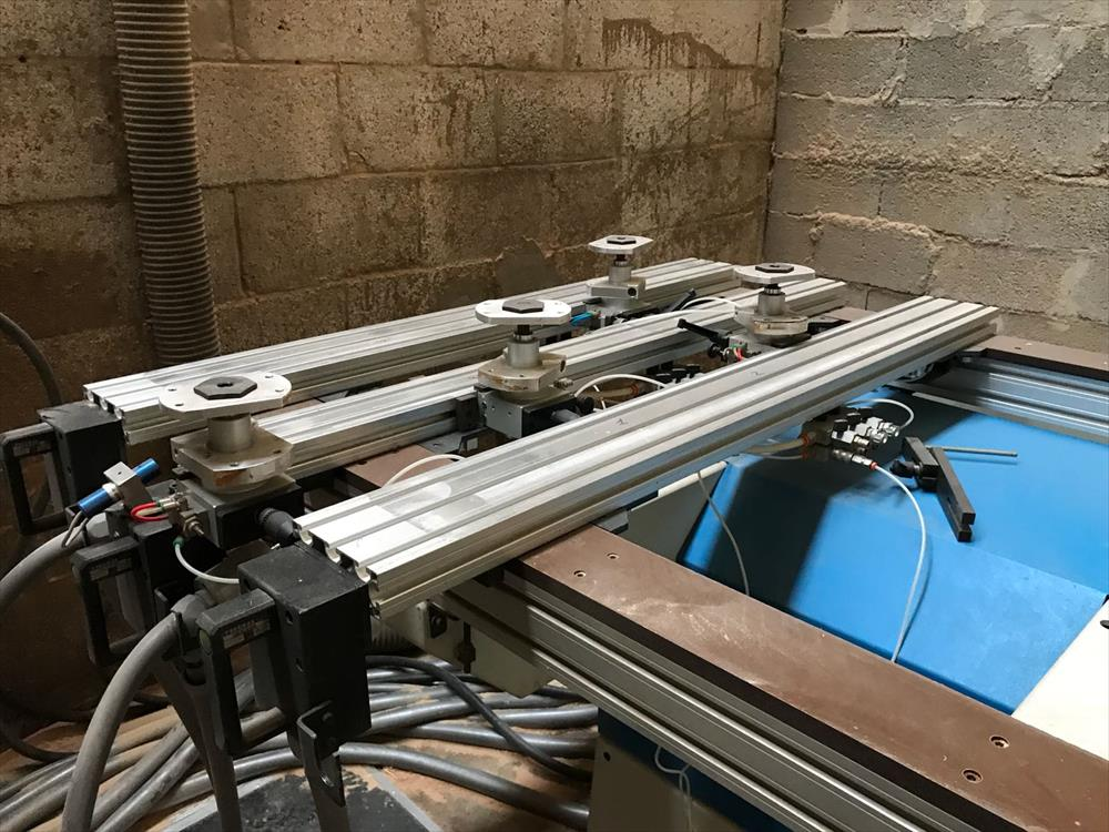 Masterwood machining center - Photo 3