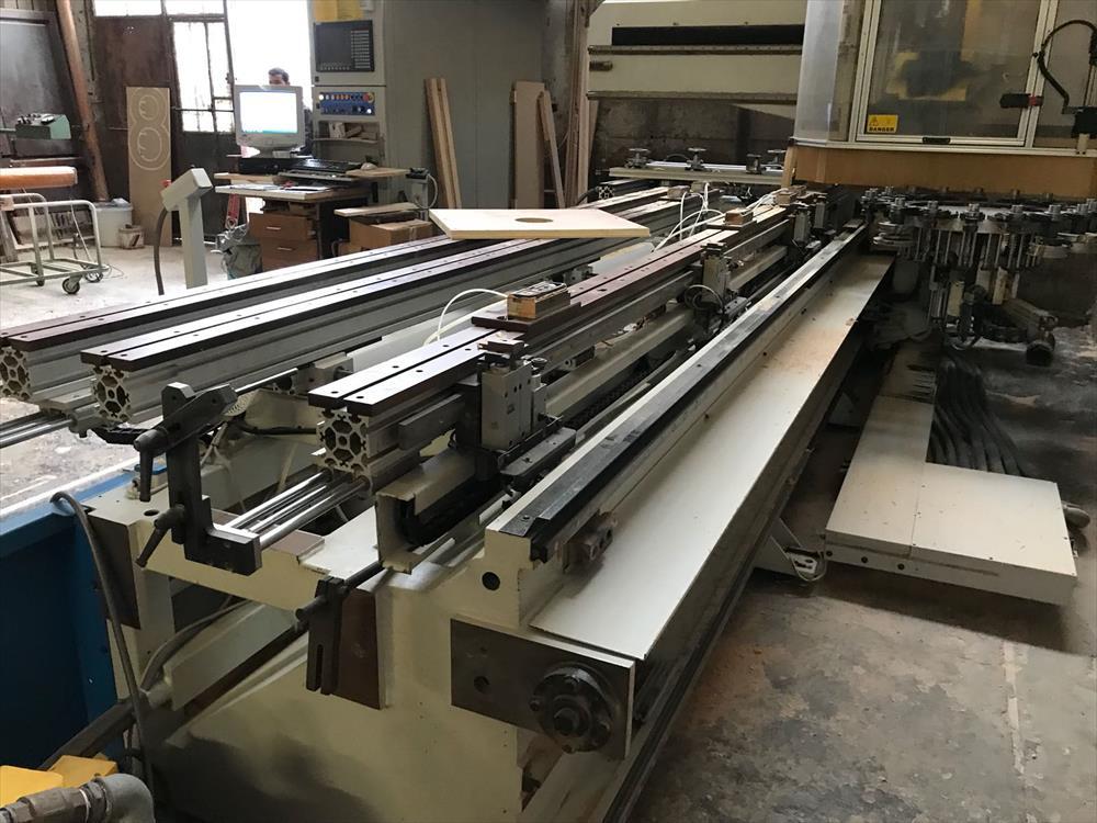 Masterwood machining center - Photo 5