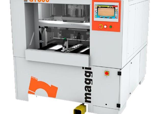 CNC vrtačka Maggi GT800