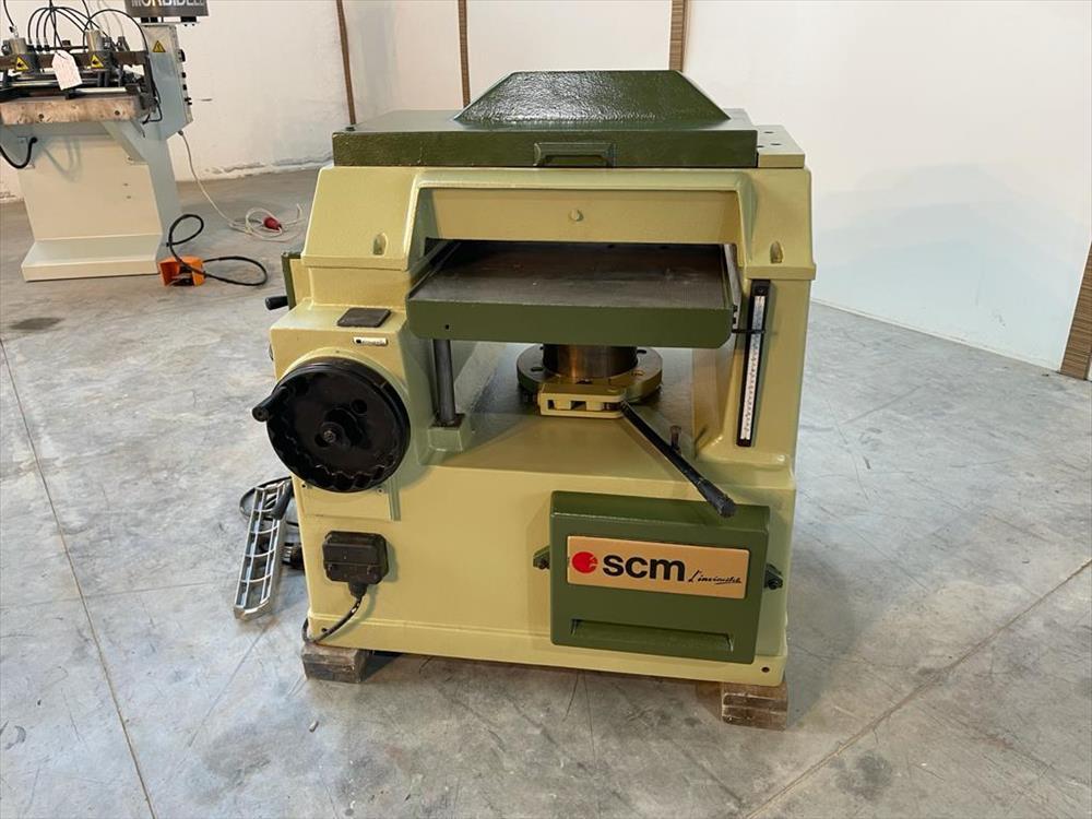 Tloušťkovací hoblík SCM neporazitelný S50 - foto 1