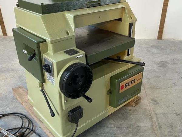 Tloušťkovací hoblík SCM neporazitelný S50 - foto 2