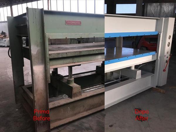 Italpresse 250 press