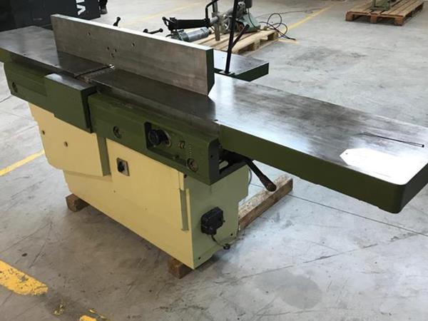 Srovnávačka s děrovacím strojem SCM - foto 2