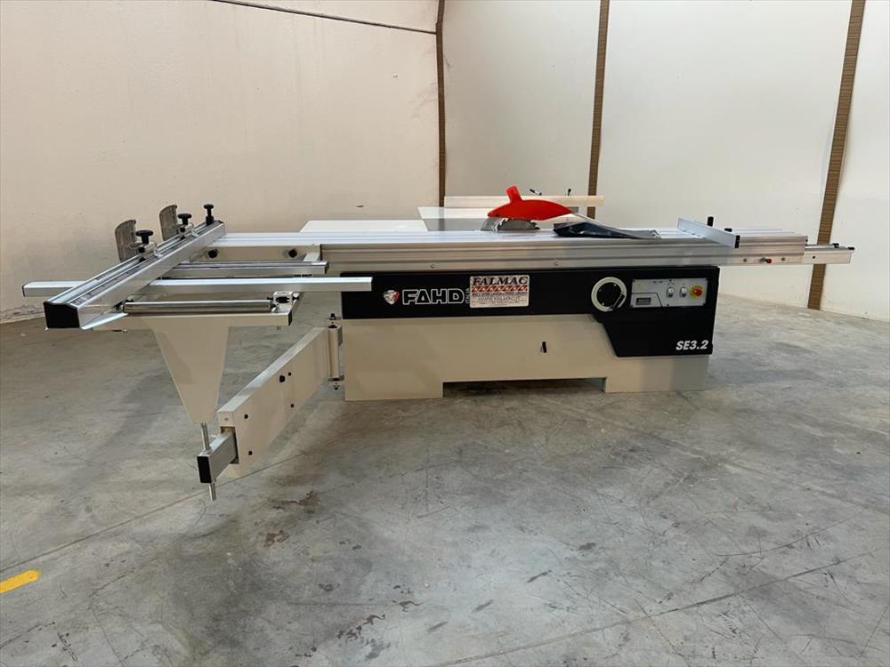 Srovnávací stroj Fahd SE 3.2 - fotografie 1