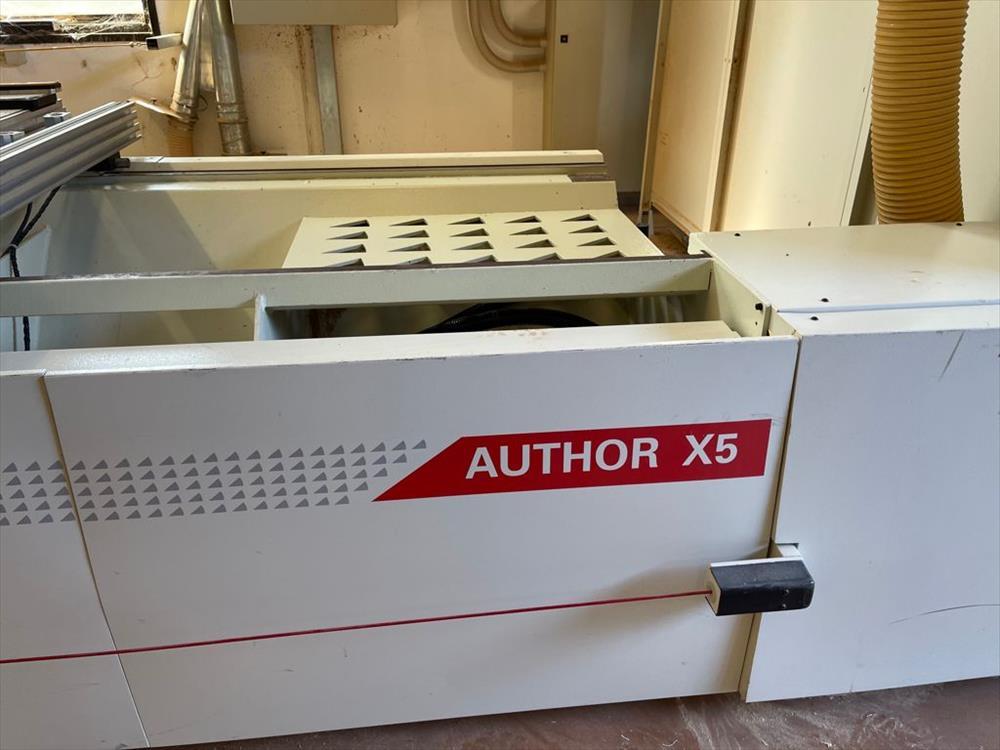 Pětiosé obráběcí centrum Author X5 - fotografie 5