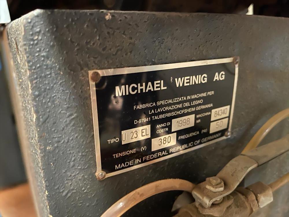 Tvarovací frézka Weinig - fotografie 12