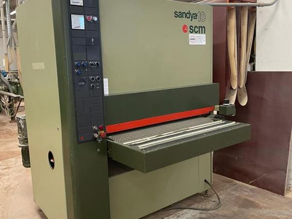 Kalibrační stroj SCM Sandya 10 RRR