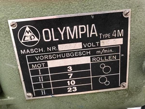 Ovladač Olimpia - fotografie 2