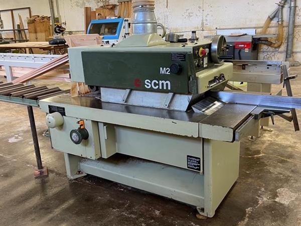 Multi-blade SCM M2