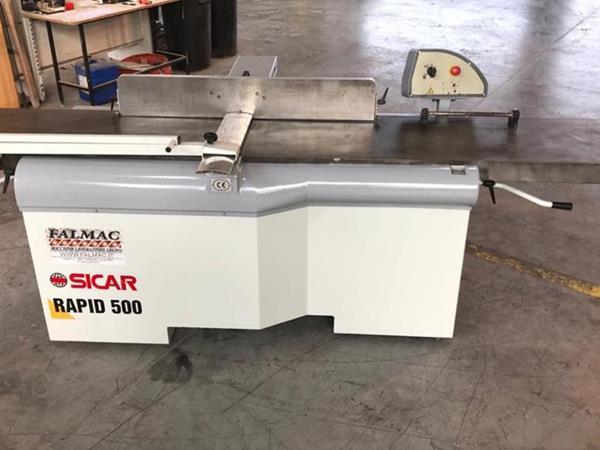 Srovnávač Sicar Rapid 500 - Foto 2