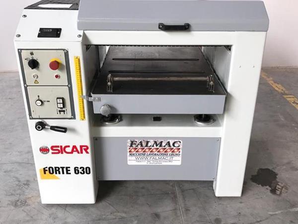 Srovnávač Sicar Forte 630 - Foto 2
