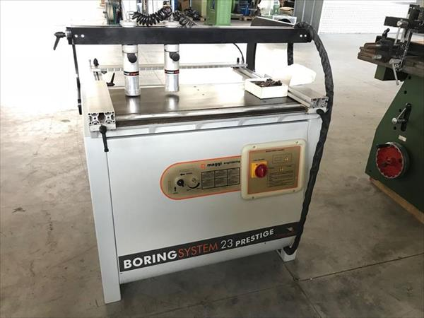 Maggi brand Mutipla drilling machine